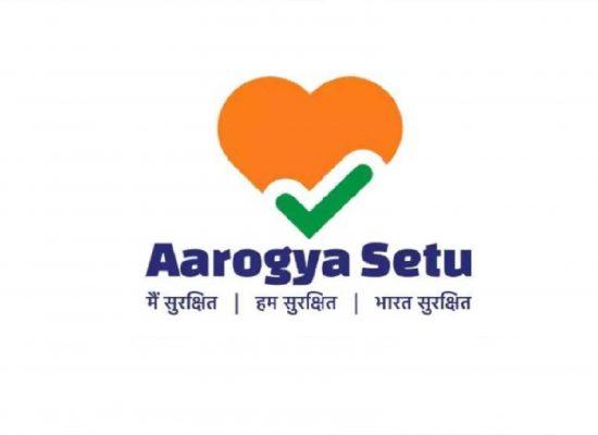 AROGYA SETU APP TO BE INSTALLED